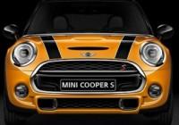 Giganticul britanic Mini Cooper S