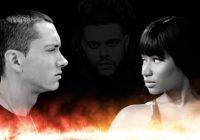 Nicki Minaj si Eminem, cel mai nou cuplu din showbiz?