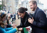 Meghan Markle si Printul Harry au anuntat oficial ca vor face un turneu regal anul acesta
