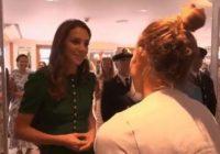 Simona Halep, felicitată de Kate Middleton pentru victoria de la Wimbledon