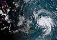Uraganul Dorian a ajuns la cea mai mare intensitate
