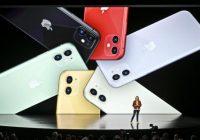 Apple a lansat iPhone 11. Preţurile pornesc de la 700 de dolari