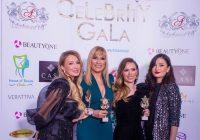 """Ionela Coman a câștigat premiul de excelență în frumusețe în cadrul Galei I Success """"Celebrity Awards – Femei de Succes"""""""