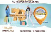 Anul începe cu reduceri colosale și o expoziție de record mondial, la ParkLake Shopping Center