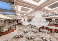Le Chateau este cea mai exclusivista locatie destinata evenimentelor si ceremoniilor de gala!