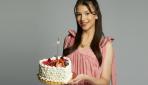 Dulcinella, surpriză dulce de ziua Cleopatrei Stratan  Ce a primit artista din partea Brand-ului